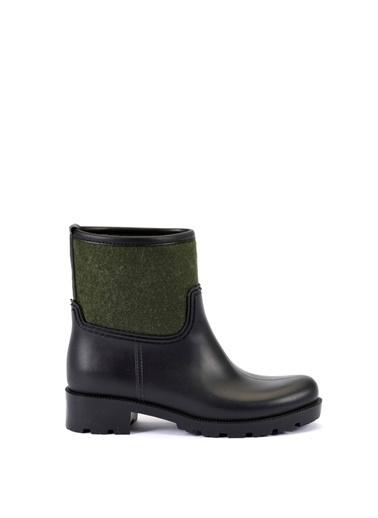 Esem ESEM B0006 Yağmur Botu Kadın Ayakkabı  Yeşil